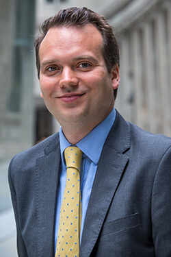 Simon de Meo, Corporate Counsel Search Consultant