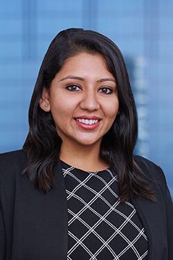 Shreya Regmi, Legal Staffing and Contract Attorney Work