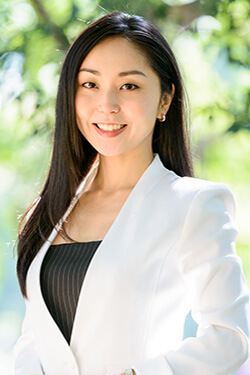 Haruna Yamakawa, Japanese Legal Search Consultant