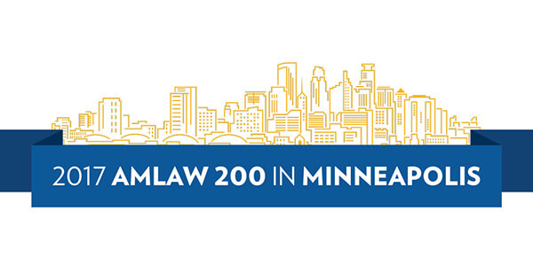 2017 AmLaw 200 in Minneapolis [Infographic]