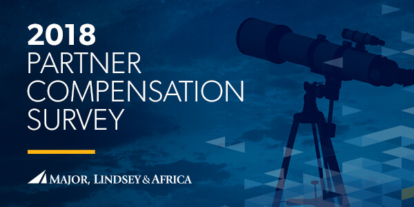 Major, Lindsey & Africa 2018 Partner Compensation Survey